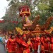 Starting a harvest festival in Doi Son