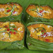 Amok is one of the famous dishes and is considered the essence of Cambodian cuisine.