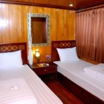 Halong Sails 86 twin Cabin