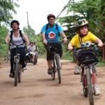 Mekong cycle tours 5