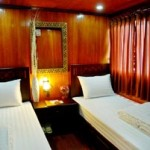 halong Sails 39 Twin cabin