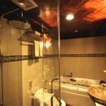 Bathroom on Jayavarman cruise
