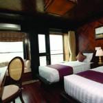 Heritage Line cruise Superior cabin
