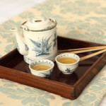 Jayavarman luxury tea tray