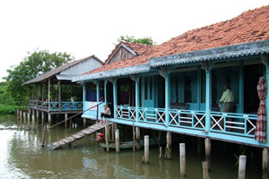 Cai Be Floating Market An Binh Island – 2 Days