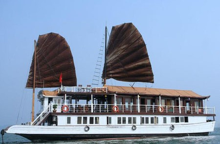 An Nam Junk Cruise Halong – 2 Days