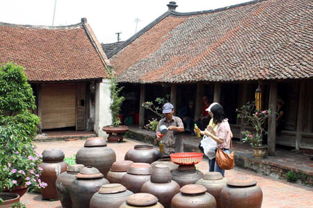 Ancient village of Duong Lam