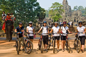 Discovery Angkor by Bicycle – 5 Days