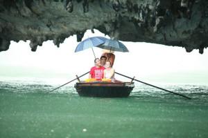 Bamboo boat trip, Paloma Cruise