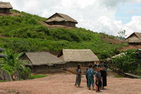 Ban Namkoy Village