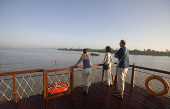 Bassac Cruise: Can Tho – Chau Doc – Cai Be – Ho Chi Minh City – 3 Days