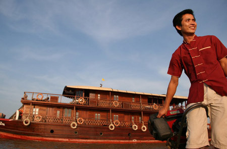 Bassac Cruise Mekong