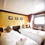 Bhaya Cruise, Twin Bed