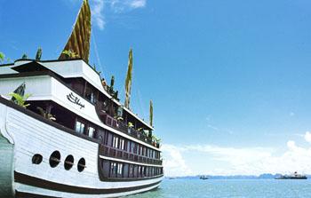 Bhaya Cruise Halong – Bhaya Legend – 3 Days