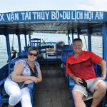 Boat Cruise on Thu Bon River