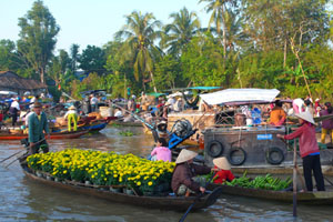 Mekong Water Way – 3 Days