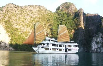 Calypso Cruise Halong – 2 Days