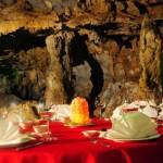 Calypso Dinner in Cave