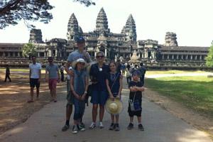 Cambodia Family Tour – 9 Days