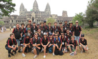 Cambodia School Tour – 12 Days