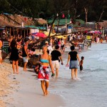 Cambodia beach vacation