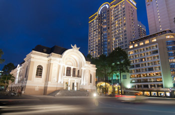 Caravelle Hotel Ho Chi Minh City