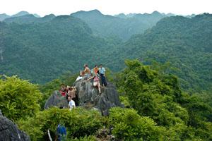 Ha Long Bay & Cat Ba Island – 2 Days