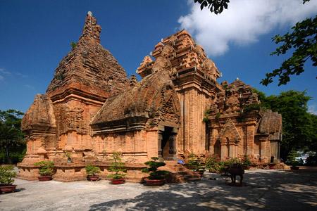 Cham Temple - Nha Trang