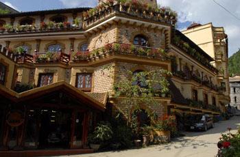 Chau Long Old Wing Hotel Sapa