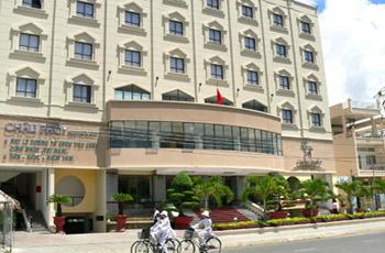 Chau Pho Hotel Chau Doc