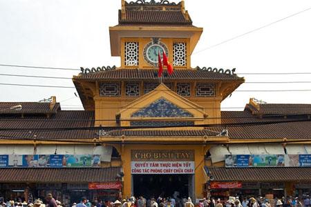 Cho Lon - Saigon