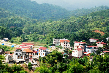 Cho Ra Town