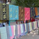 Chong Koh silk weaving village