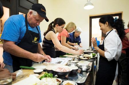 Cooking Class in Hanoi