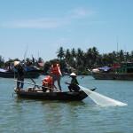 Cua Dai wharf