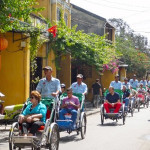 Cyclo tour in Hoi An