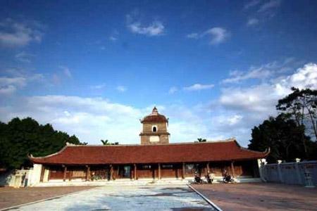 Dau Pagoda - Bac Ninh Province