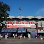 Dong Ba market