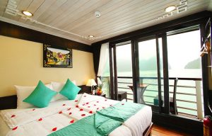 Double Suite Ocean View Cabin