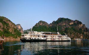 Emeraude Halong Bay Full View