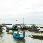 Fishing village in Hoi An