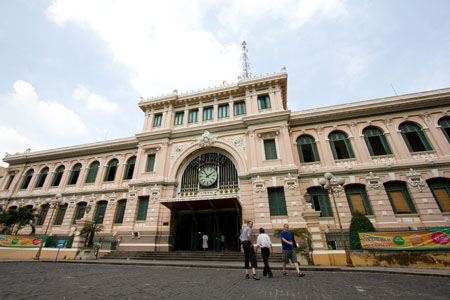 General Post Office Saigon