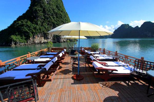 Ginger Cruise Halong – 3 Days