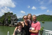 Halong Bay Family