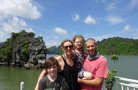 Halong Bay Family