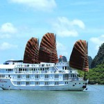 Cruises in Halong Bay