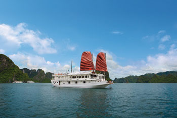 Ginger Cruise Halong – 2 Days