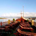 Halong Sails Cruise - Sundeck