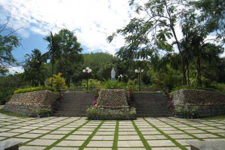 Han Mac Tu Tomb - Quy Nhon