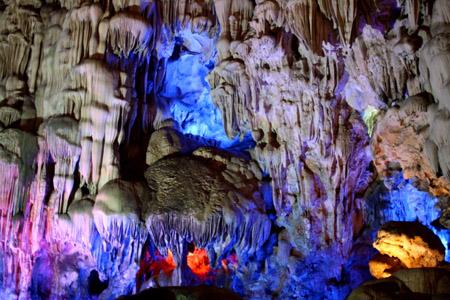 Heaven Palace Caves Halong